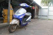 Скутер BM Joy R 50