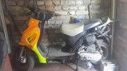Продам мотоцикл, скутер, все неисправно