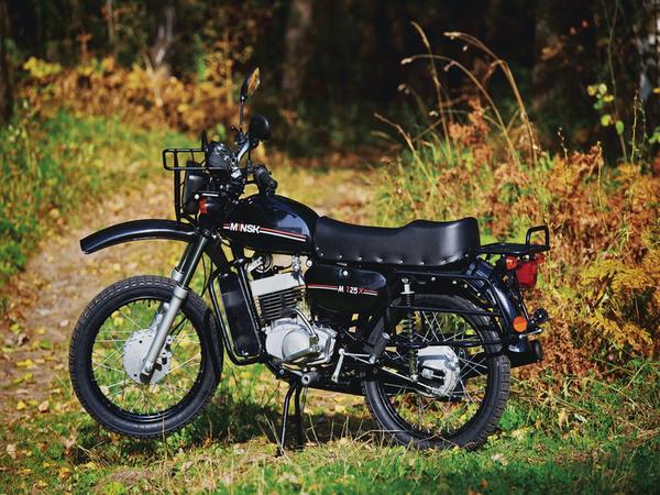 продам мотоцикл М-125