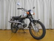 Мотоцикл дорожный Honda BENLY CL 50 пробег 22 488 км без пробега РФ