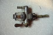 Продам топливный краник кр-12 прозрачный