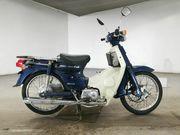 Мотоцикл дорожный Honda Super Cub Custom рама AA01 скутерета