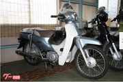 Мотоцикл дорожный Honda Super Cub рама AA09 скутерета задний багажник